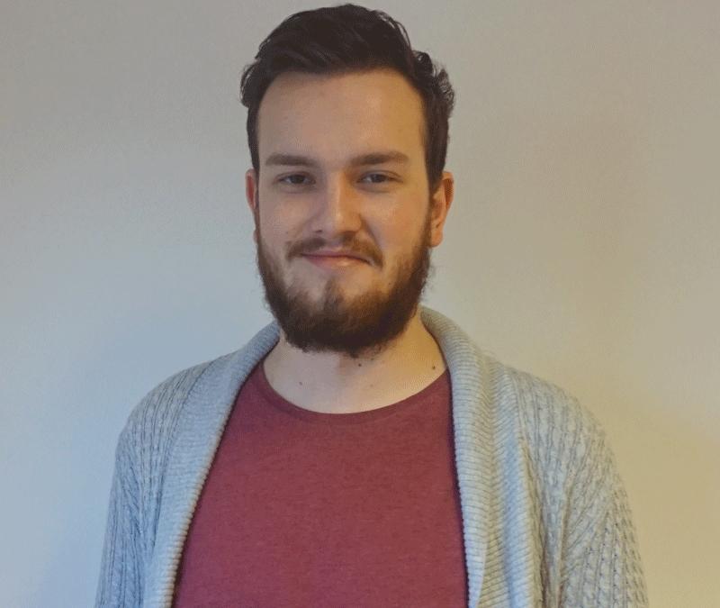 Meet Matt, our new Front-End Developer
