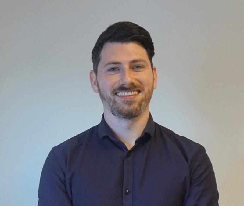 Meet Sean, our new UX/UI Designer