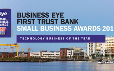 Small Business Awards – We have been Shortlisted!