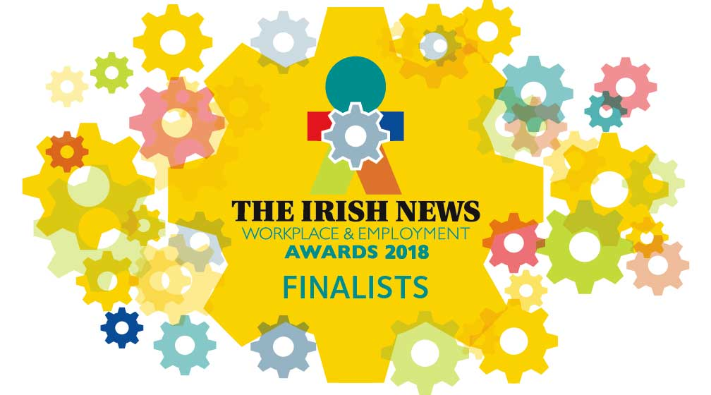 Irish News Awards – We've Been Shortlisted!