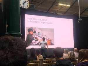 DigitalDNA 2018 - Ash Ali - Marketing Lessons from Building JUST EAT - UK's Tech Unicorn from 0 to £1.5 Billion