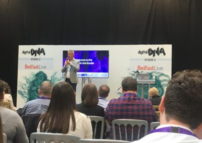 Digital DNA 2018 - Russell Dalgleish - Building a Global Brand on 0 Marketing Spend