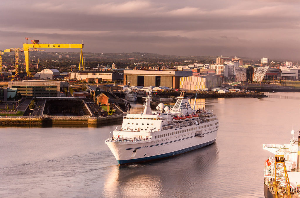 Microsoft Power BI – Belfast Cruise Schedule