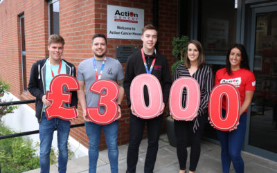 Belfast City Marathon – Fundraising Total
