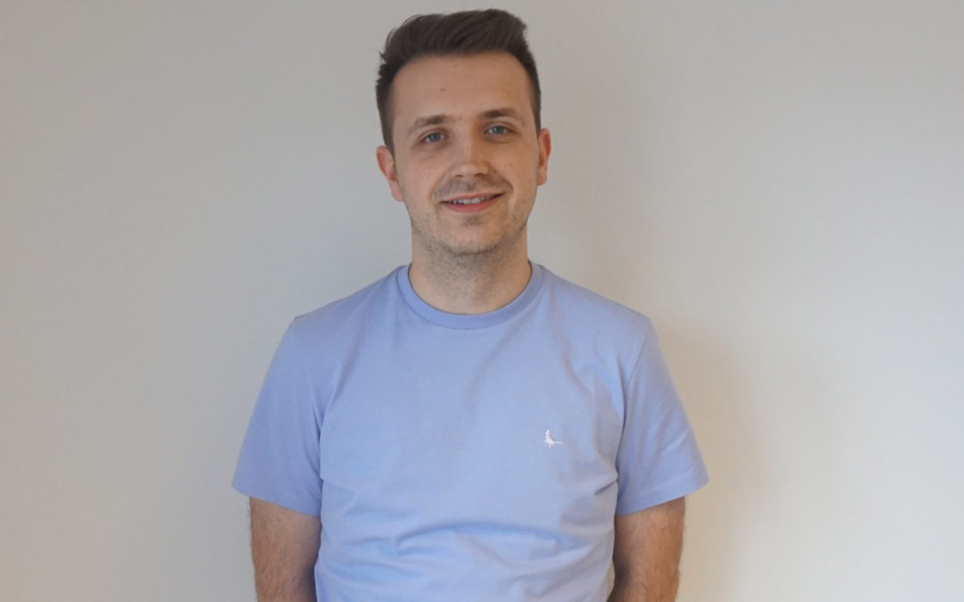 Meet Chris, our QA Software Tester