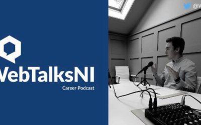 Web Talks NI – Bring IT On Special: Michael Sage