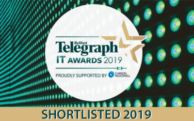 Belfast Telegraph IT Awards 2019