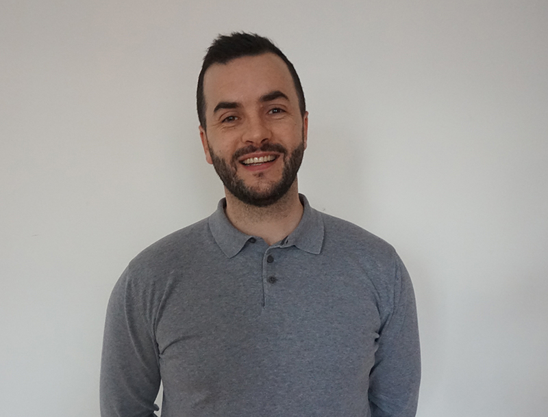 Meet Barry, Our Account Manager