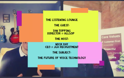 The Listening Lounge: The Future of Voice Technology